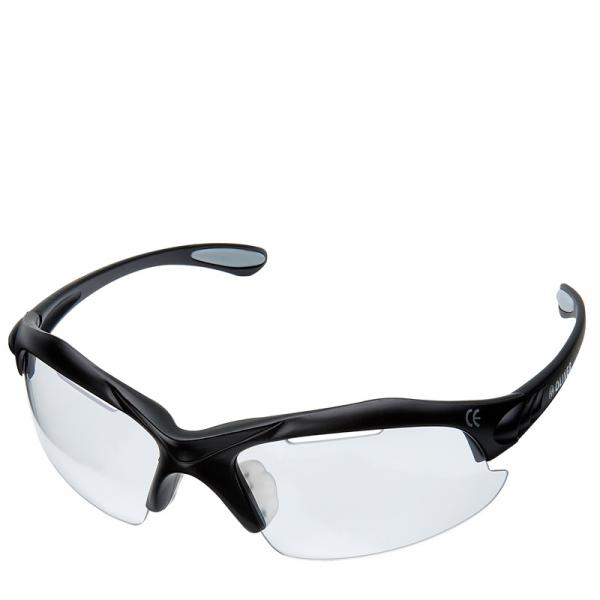 safety goggles -black-
